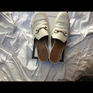 Gucci Shoes - Used Princetown Gucci Loafer